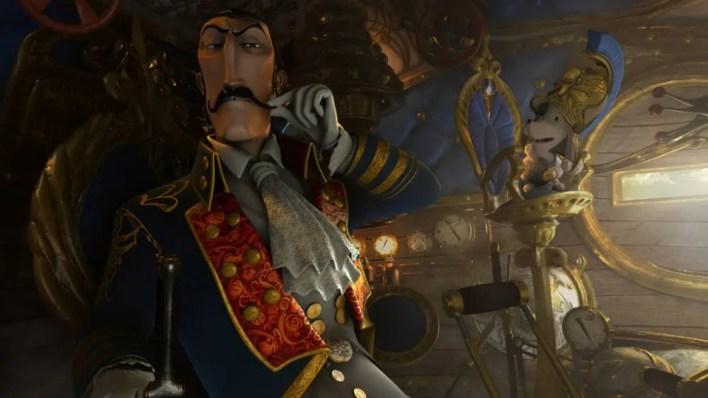 A Gentelmans Duel - Cortos de Animación 3d