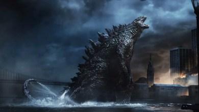 Photo of Estreno. Godzilla.