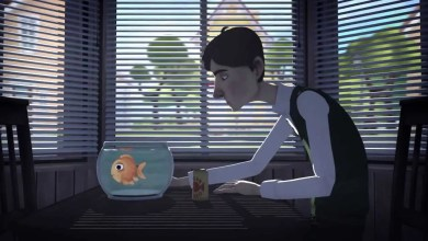 Cortometraje de Animación 3d Out Of Bounds