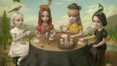 Photo of Enigmáticas Ilustraciones  de Mark Ryden