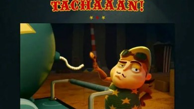 Photo of Cortometraje de Animación 3d. Tachaaan!