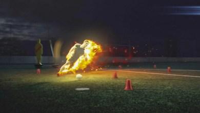 Photo of Spot de Animación para Nike.