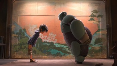Photo of Los indiscutibles heroes de estas navidades. SuperTrailer de BIG HERO 6.