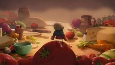 Photo of Cortometraje de Animación: La Cocina del Terror, Al Dente!!