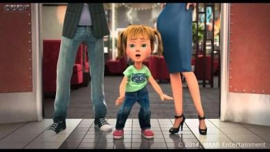 Photo of Fantástico Cormercial de Animación 3d. Burguer Asakuma