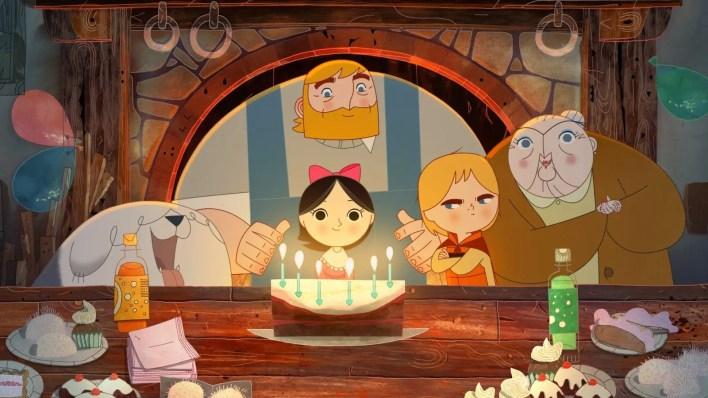 Trailer de la Película de Animación Song Of The Sea - de Tomm Moore