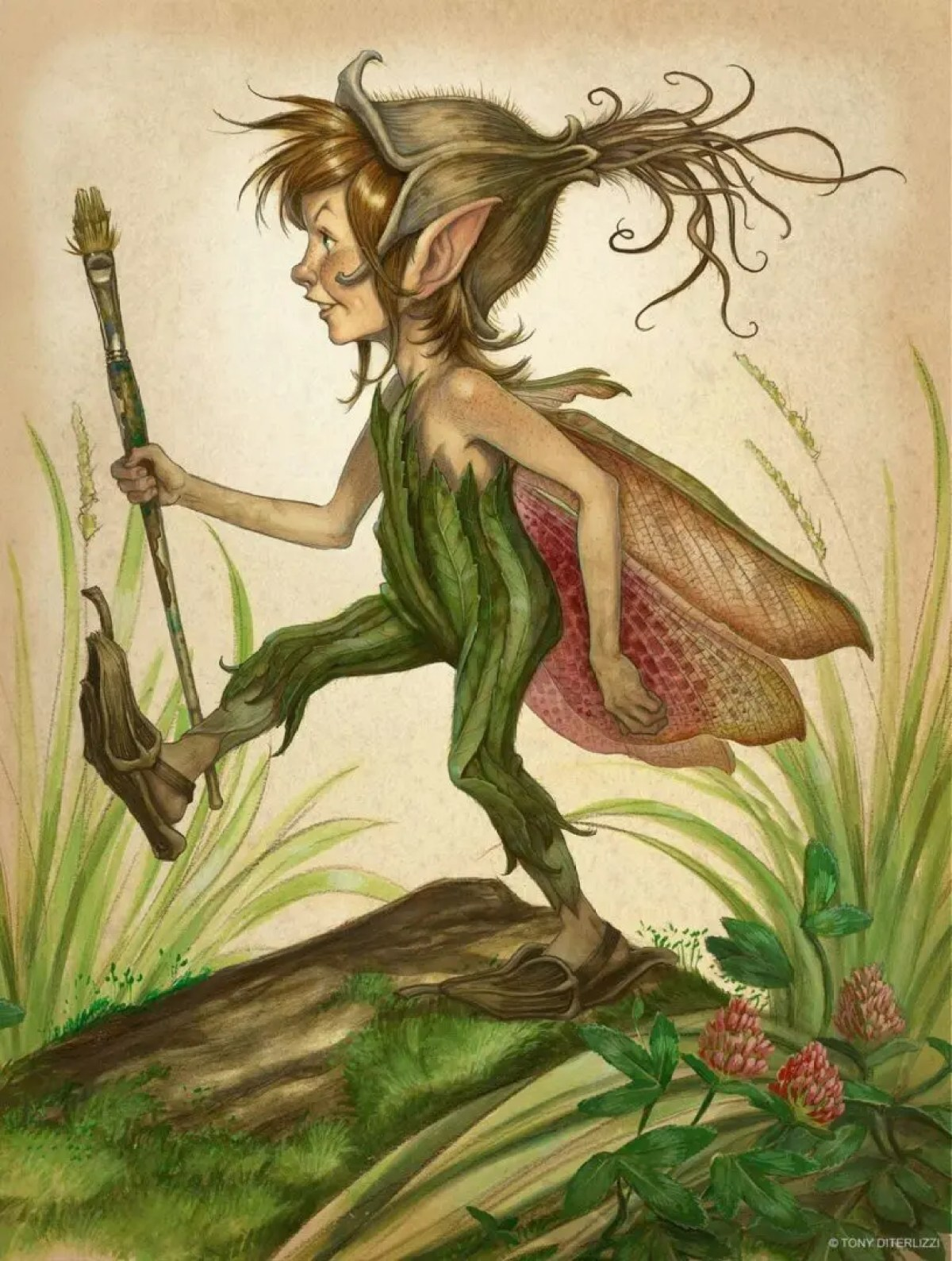 Ilustraciones: El Arte del Ilustrador Tony Di Terlizzi: Dibujo e Ilustración