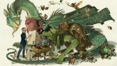 Photo of Ilustraciones de Tony Di Terlizzi