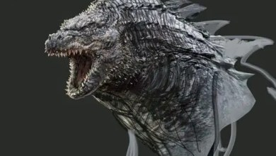Photo of Concept Art para el Largometraje de Godzilla