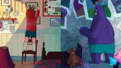 Photo of Cortometraje de Animación e Ilustraciones de la Artista Julia Zhuravleva