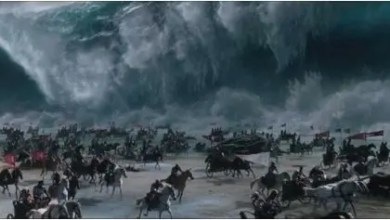 Photo of Breakdown, VFX para el Largometraje Exodus, Dioses y Reyes.