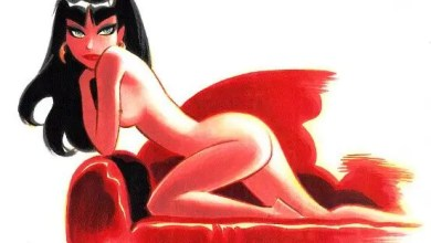 Photo of Ilustrador de Comics: Bruce Timm