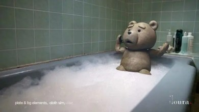 Photo of Breakdown, VFX y Animación para el Largometraje:Ted