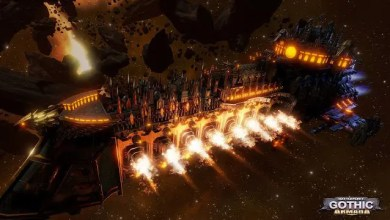 Photo of Cinemática del Videojuego: Battlefleet Gothic, Armada