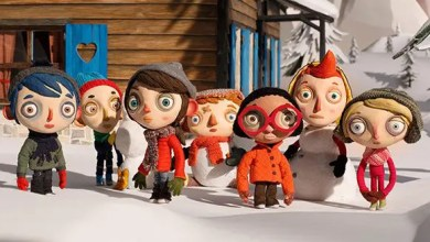 Photo of Trailer Stop Motion: Ma Vie de Courgette