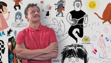 Photo of Conferencia sobre Ilustración por David Peña (PUÑO)