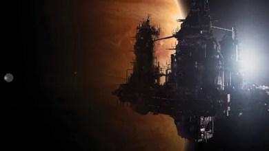 Photo of Concept Art: Alien Isolation