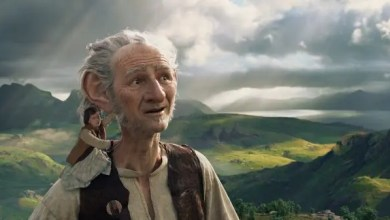 Photo of Segundo Trailer: The BFG. ¡Flipante!