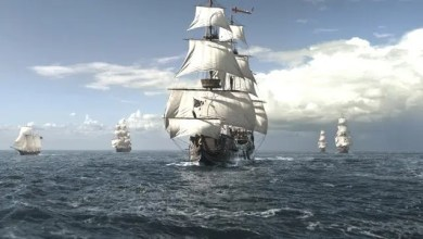Photo of Making of de Black Sails