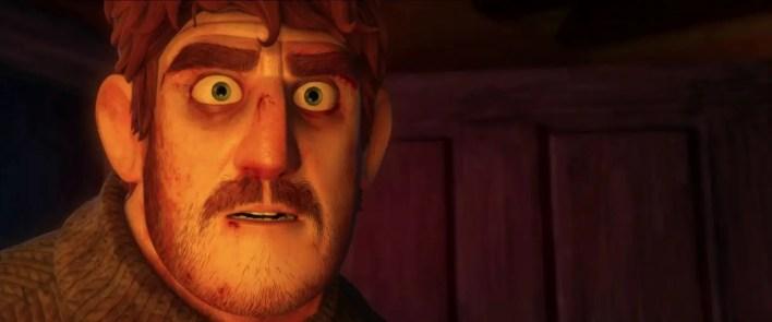 geist animated short film