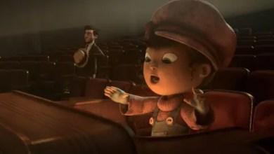 Photo of Cortometraje de Animación y Making Of: Silent