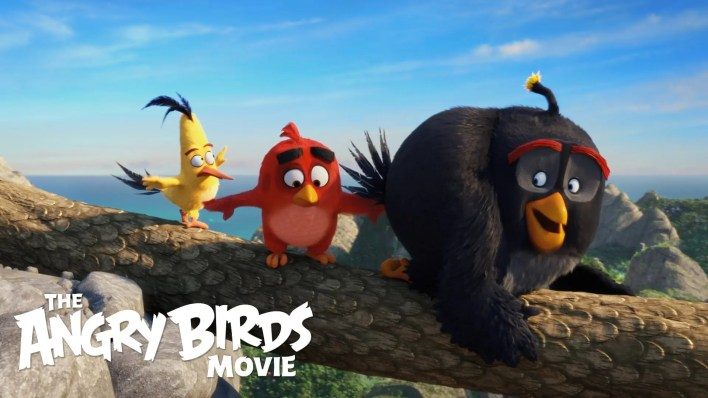 making of angry birds movie