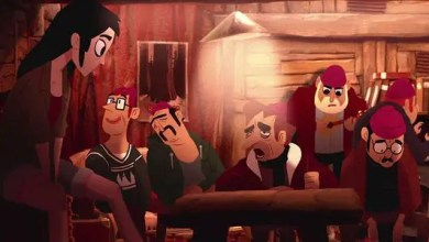 Photo of Cortometraje de Animación: The Seven Red Hoods