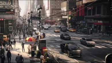 Photo of Increíble Cinemática y Making Of: The Division, Yerterday