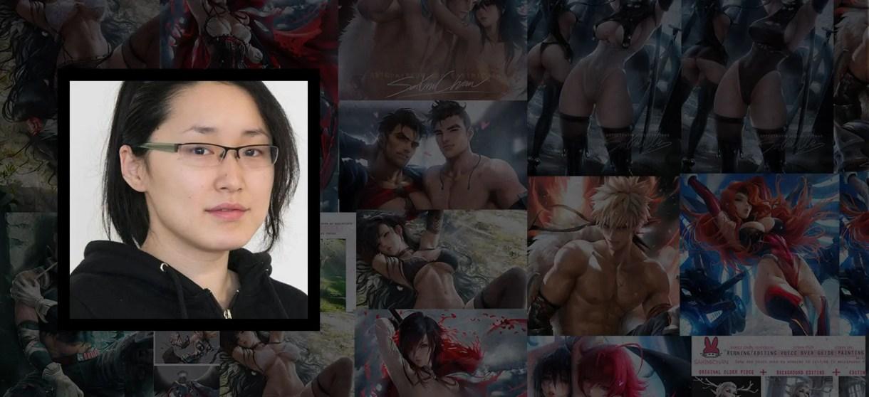 sakimi chan tutorial arte biografia
