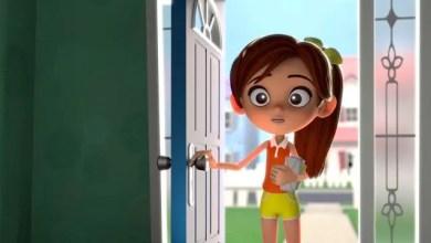 Photo of Cortometraje de Animación: SpellBound