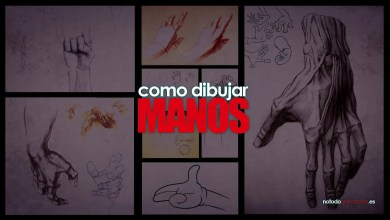 Photo of Tutoriales – Como Dibujar Manos