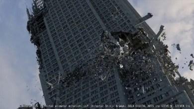 Photo of Desglose Cortometraje VFX – Evangelion