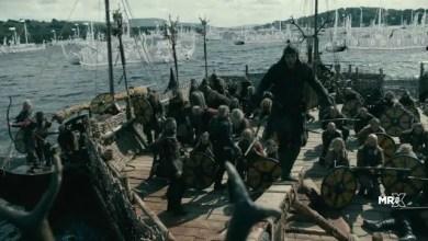"Photo of Making de Vikingos 410: ""The Last Ship"""