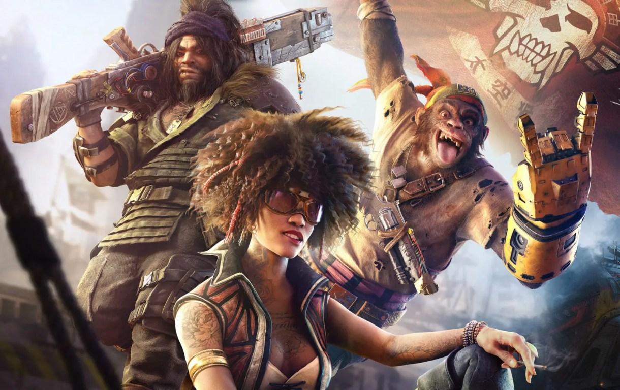 beyond good and evil mejores cinemáticas para videojuegos