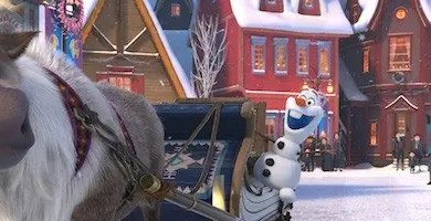 Photo of Cortometraje de Disney-Pixar: Olaf's Frozen Adventure