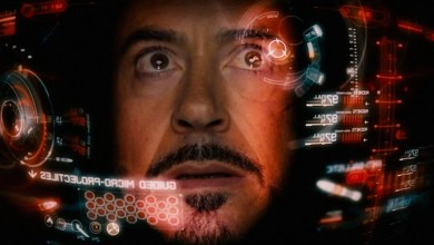 Photo of The Avengers – Iron Man | Motion Graphics: Screen Graphics, Huds and Guis