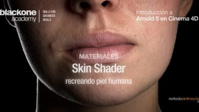 Photo of Tutorial 3D Arnold 5 – Recreando Piel Humana Realista