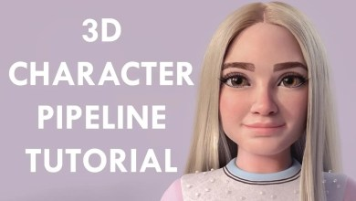Photo of Tutorial 3D | Creación de un Personaje 3D (Workflow)
