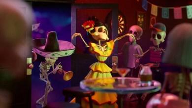 Photo of Spot de Animación 3d & Stop Motion: El Jimador Day Of the Dead