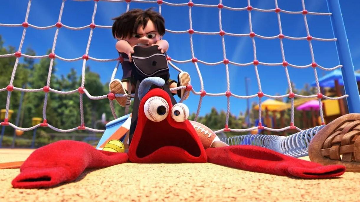 Cortometraje de Animación Pixar: LOU