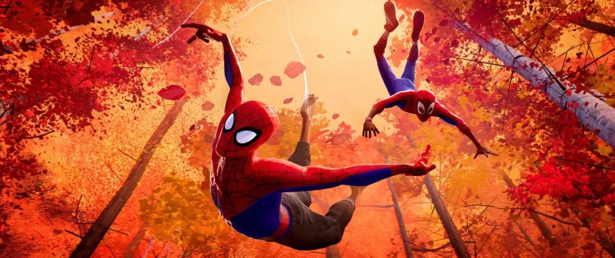 Trailer Pelicula De Animacion 3d Spiderman Un Nuevo Universo