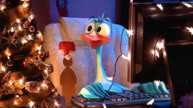 Photo of Cortometrajes de Animación: Gordon Goose