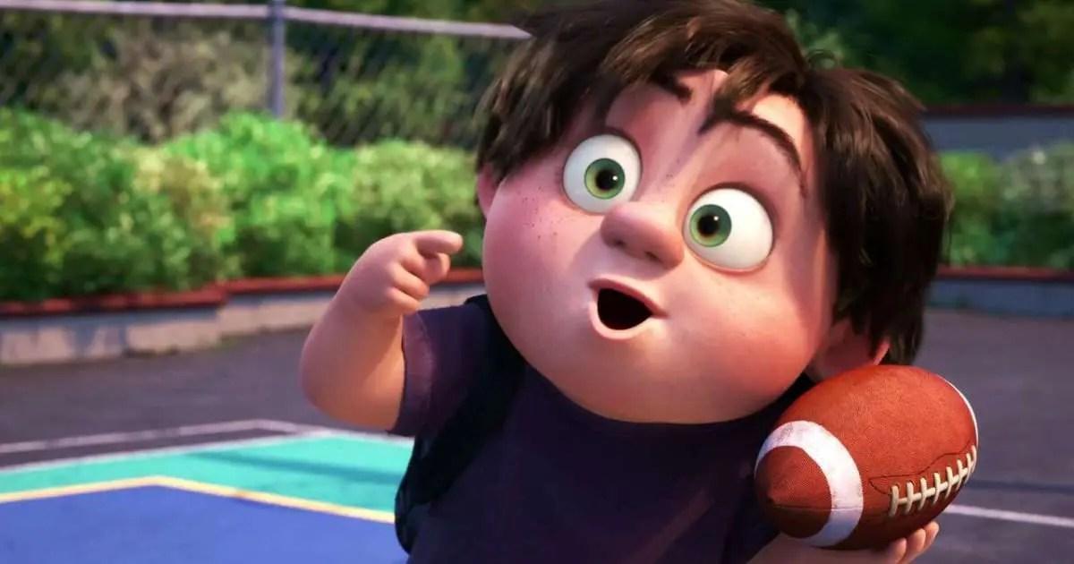Lou Cortometraje de Animación Pixar