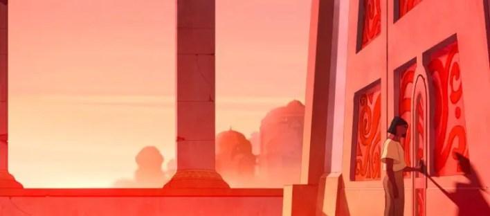 corto de animación 2d