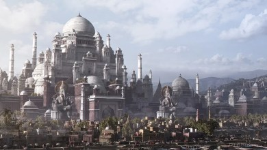 Photo of El Arte de Anthony Eftekhari – Tutoriales de Matte Painting