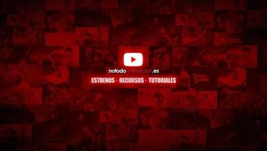 Photo of Bienvenidos a nuestro canal de Youtube – notodoanimacion.es