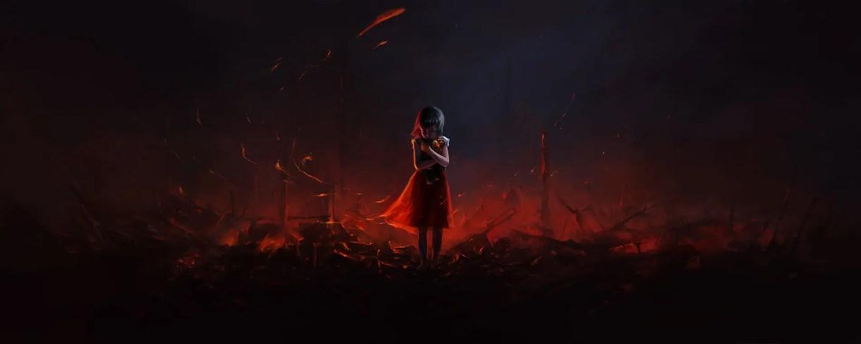 cinemática videojuego Annie Origins League of Legends