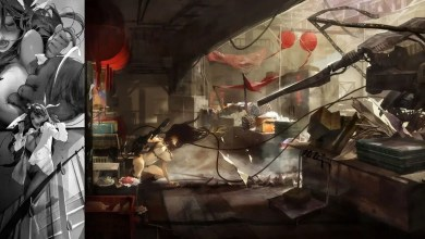Photo of Concept Art: El Arte y Erotismo de Evan Lee