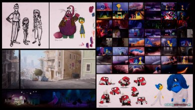 El arte de Inside Out (Película de Disney-Pixar): Todo el Desarrollo Visual y libro de Art Of Inside Out - Color Script , Storytelling y Concept Art