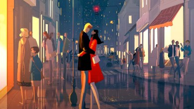 Photo of Dioses del Concept Art y la Ilustración: El Arte de Pascal Campion